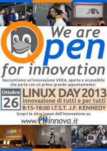 Volantino-A5-PNinnova-LinuxDay-2013-fronte_small