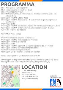 Volantino-A5-PNinnova-LinuxDay-2013-retro